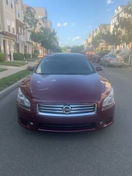 2012 Nissan Maxima for sale at Pak1 Trading LLC in South Hackensack NJ