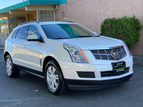 2012 Cadillac SRX for sale at Lux Motors in Tacoma WA