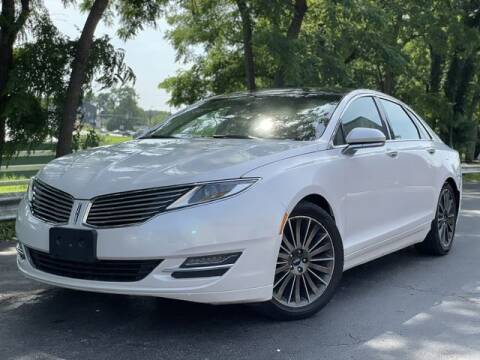 2014 Lincoln MKZ Hybrid for sale at Empire Auto Sales in Lexington KY