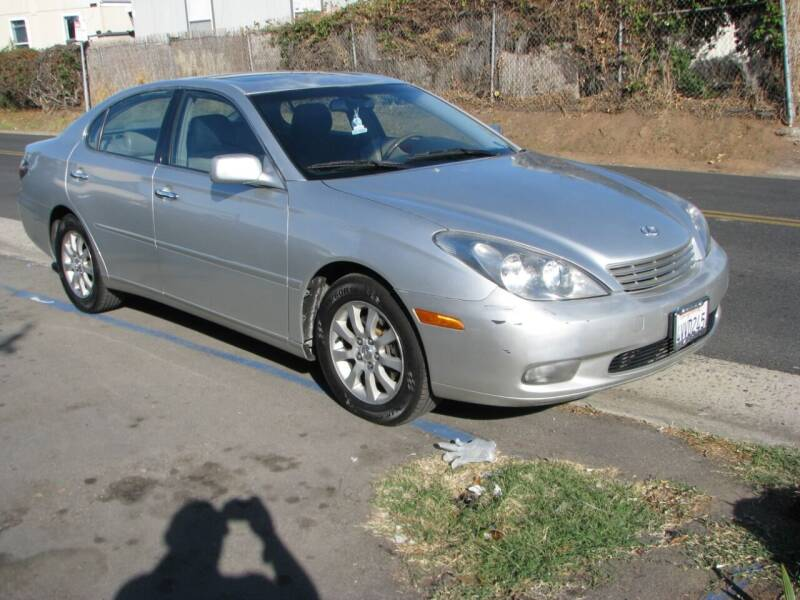 2002 Lexus ES 300 for sale at M&N Auto Service & Sales in El Cajon CA
