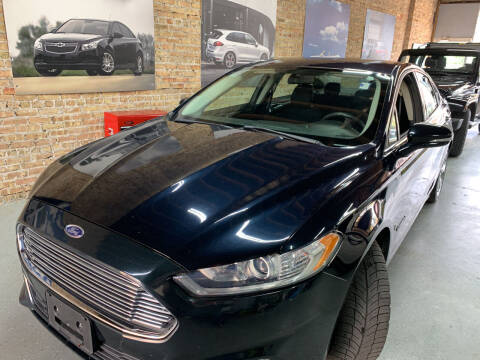 2014 Ford Fusion Hybrid for sale at Buy A Car in Chicago IL