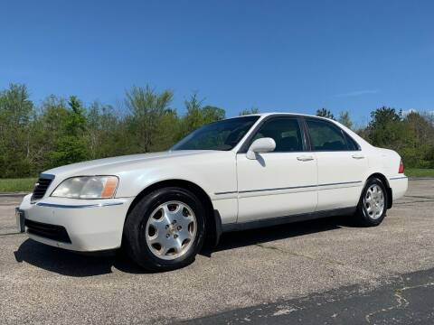 1999 Acura RL for sale at Crawley Motor Co in Parsons TN