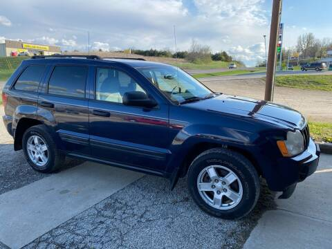 2005 Jeep Grand Cherokee for sale at Kansas Car Finder in Valley Falls KS