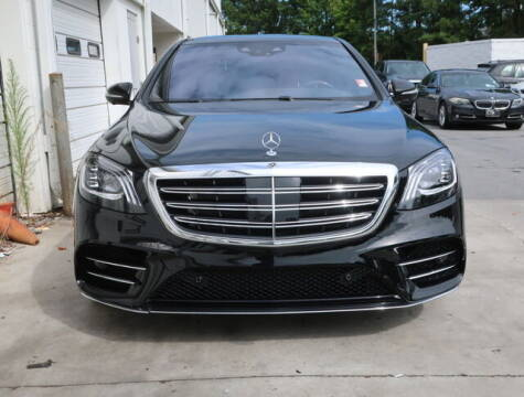 2020 Mercedes-Benz S-Class for sale at Southern Auto Solutions - BMW of South Atlanta in Marietta GA