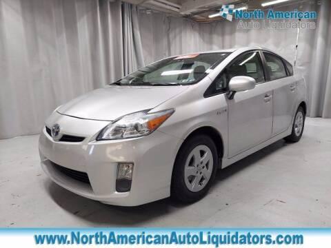 2011 Toyota Prius for sale at North American Auto Liquidators in Essington PA