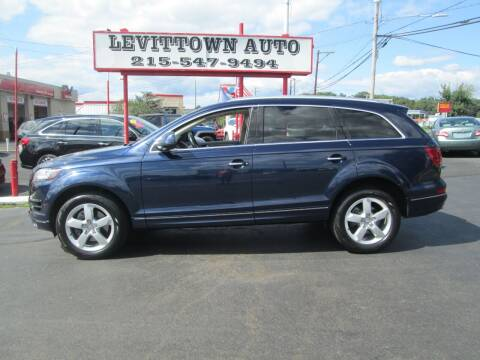 2015 Audi Q7 for sale at Levittown Auto in Levittown PA