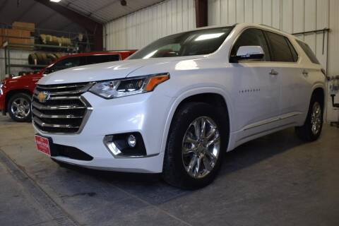 2018 Chevrolet Traverse for sale at Tripe Motor Company in Alma NE