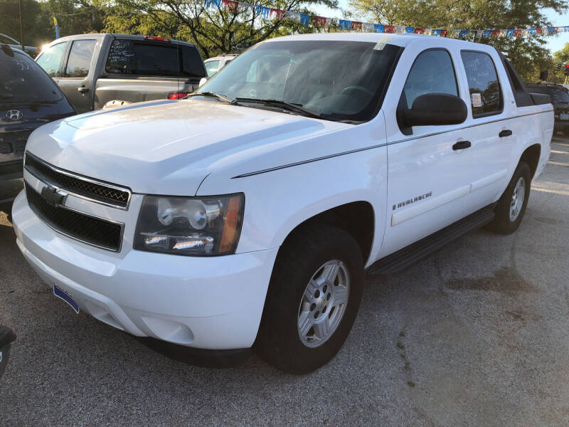 2007 Chevrolet Avalanche for sale at Sonny Gerber Auto Sales in Omaha NE