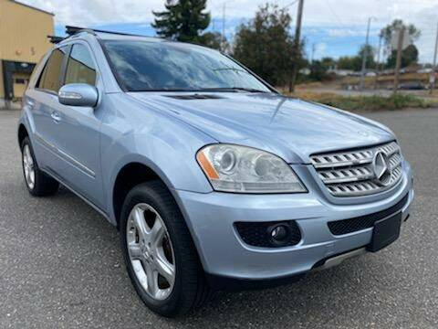 2006 Mercedes-Benz M-Class for sale at Washington Auto Sales in Tacoma WA