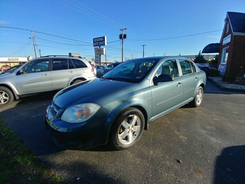 2006 Chevrolet Cobalt for sale at Regional Auto Sales in Madison Heights VA