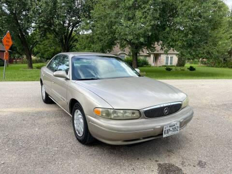 2000 Buick Century for sale at CARWIN MOTORS in Katy TX
