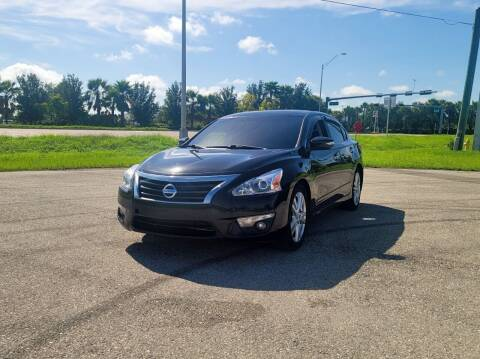 2015 Nissan Altima for sale at FLORIDA USED CARS INC in Fort Myers FL