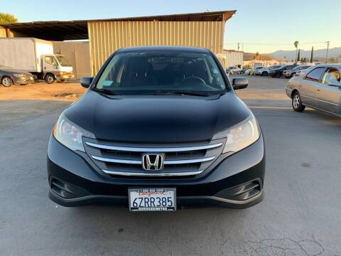 2013 Honda CR-V for sale at CENTURY MOTORS - Fresno in Fresno CA
