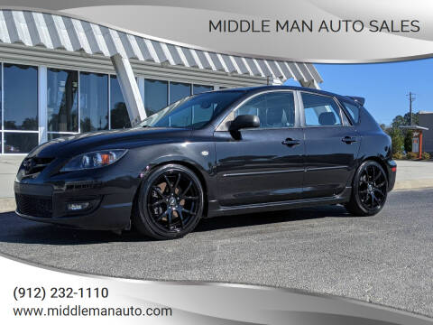 2008 Mazda MAZDASPEED3 for sale at Middle Man Auto Sales in Savannah GA