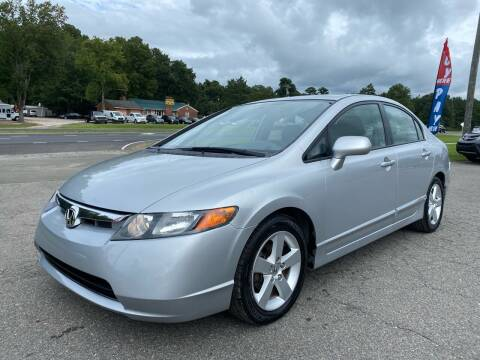 2007 Honda Civic for sale at CVC AUTO SALES in Durham NC