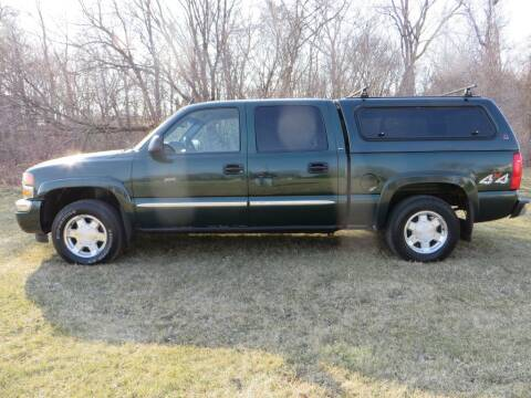 2006 GMC Sierra 1500 for sale at The Car Lot in New Prague MN