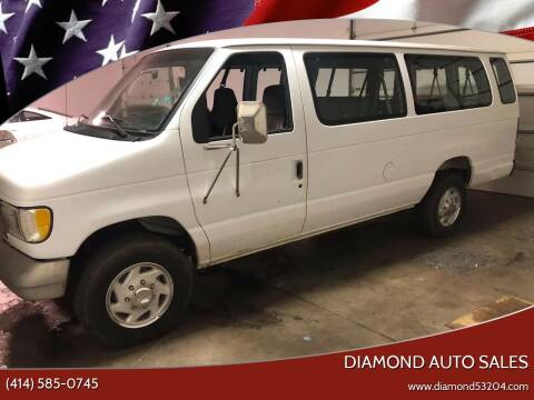 1995 Ford E-350 for sale at Diamond Auto Sales in Milwaukee WI