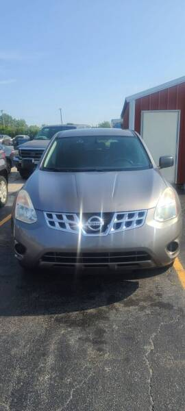 2013 Nissan Rogue for sale at Chicago Auto Exchange in South Chicago Heights IL