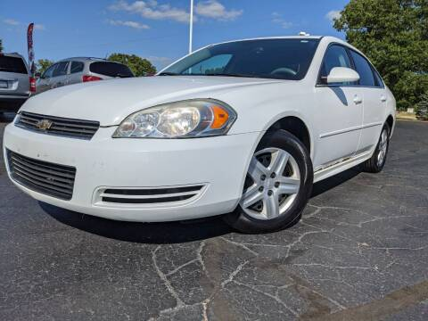 2011 Chevrolet Impala for sale at West Point Auto Sales in Mattawan MI