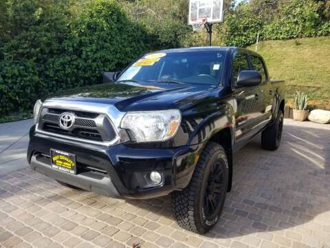 2015 Toyota Tacoma for sale at Best Quality Auto Sales in Sun Valley CA