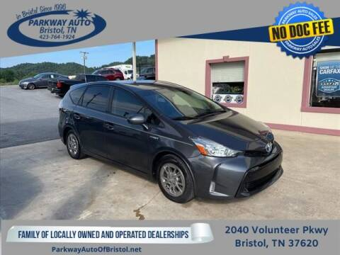 2015 Toyota Prius v for sale at PARKWAY AUTO SALES OF BRISTOL in Bristol TN