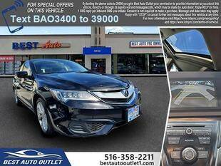2017 Acura ILX for sale at Best Auto Outlet in Floral Park NY