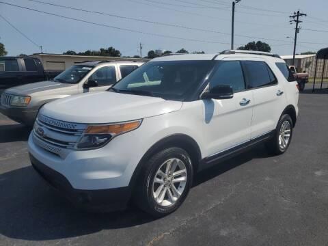 2014 Ford Explorer for sale at Savannah Motor Co in Savannah TN