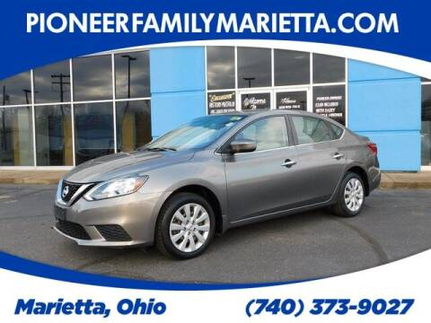 2016 Nissan Sentra for sale at Pioneer Family auto in Marietta OH
