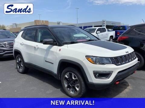 2017 Jeep Compass for sale at Sands Chevrolet in Surprise AZ