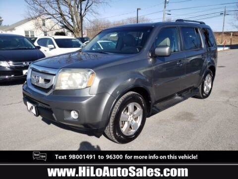 2009 Honda Pilot for sale at Hi-Lo Auto Sales in Frederick MD