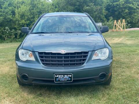 2007 Chrysler Pacifica for sale at Lewis Blvd Auto Sales in Sioux City IA