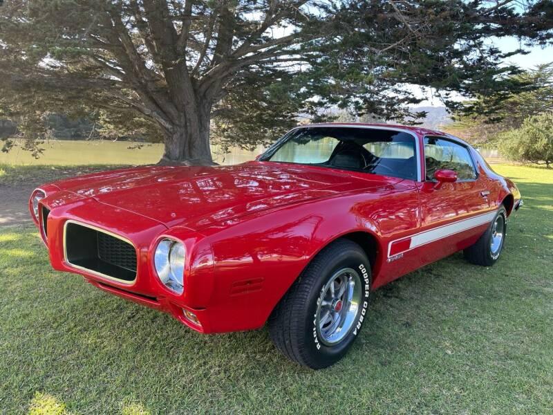 1971 Pontiac Firebird Trans Am for sale at Dodi Auto Sales in Monterey CA