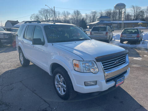 2010 Ford Explorer for sale at Peter Kay Auto Sales in Alden NY