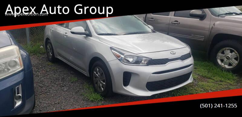 2019 Kia Rio for sale at Apex Auto Group in Cabot AR