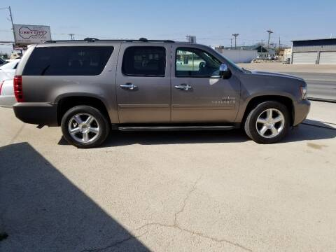 2012 Chevrolet Suburban for sale at Key City Motors in Abilene TX