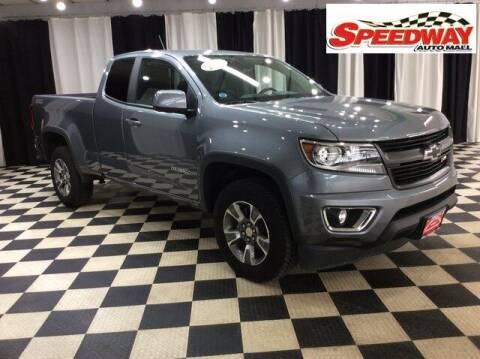 2020 Chevrolet Colorado for sale at SPEEDWAY AUTO MALL INC in Machesney Park IL