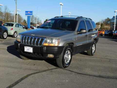 1999 Jeep Grand Cherokee for sale at Paniagua Auto Mall in Dalton GA