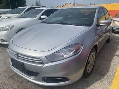 2013 Dodge Dart for sale at The Kar Store in Arlington TX