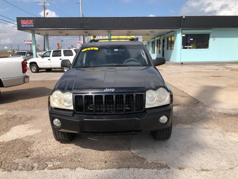 2005 Jeep Grand Cherokee for sale at Max Motors in Corpus Christi TX