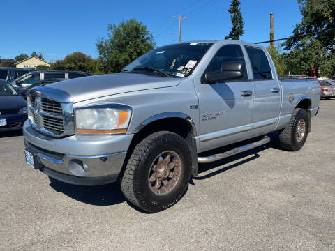 2006 Dodge Ram Pickup 1500 for sale at Universal Auto Inc in Salem OR