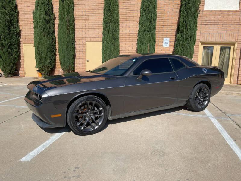 2014 Dodge Challenger for sale at Freedom  Automotive in Sierra Vista AZ