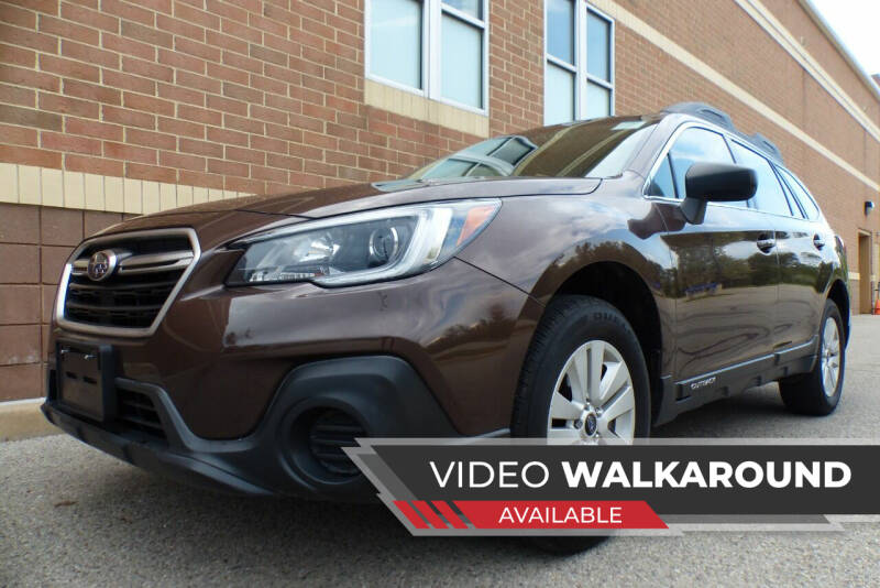2019 Subaru Outback for sale at Macomb Automotive Group in New Haven MI