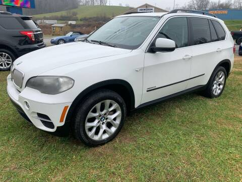 2011 BMW X5 for sale at ABINGDON AUTOMART LLC in Abingdon VA