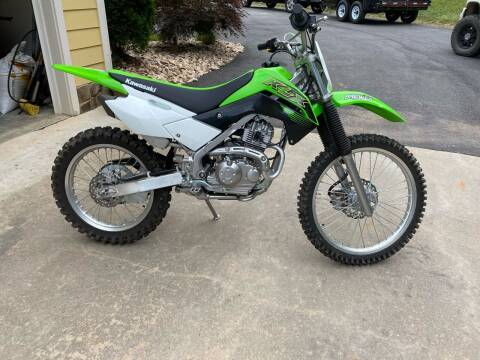 2020 Kawasaki Klx140 for sale at Freeman Motor Company in Lawrenceville VA