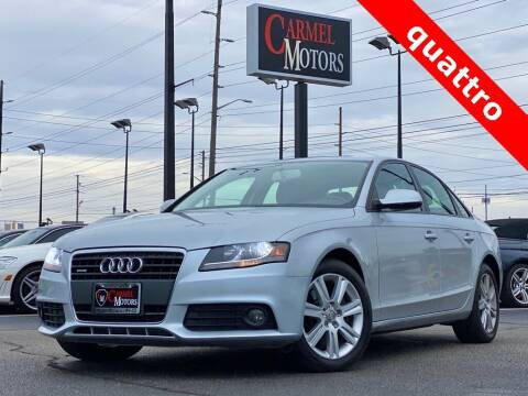 2011 Audi A4 for sale at Carmel Motors in Indianapolis IN