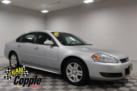 2011 Chevrolet Impala for sale at Copple Chevrolet GMC Inc in Louisville NE