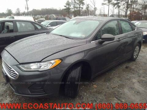 2019 Ford Fusion for sale at East Coast Auto Source Inc. in Bedford VA