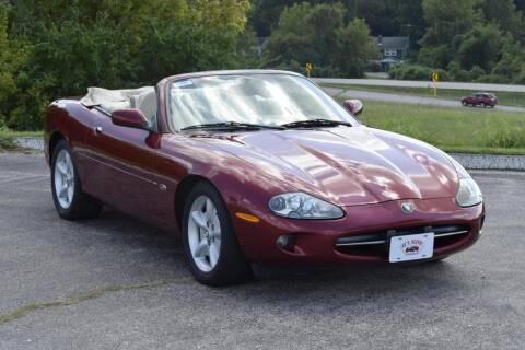 1997 Jaguar XK-Series for sale at Its Alive Automotive in Saint Louis MO