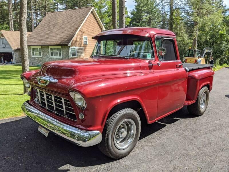 1957 Chevrolet 3100 for sale at The Auto Brokerage Inc in Walpole MA
