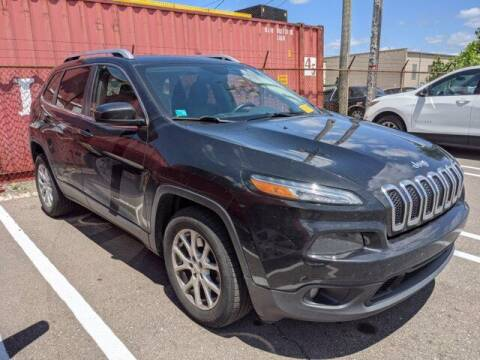 2015 Jeep Cherokee for sale at Jimmys Car Deals at Feldman Chevrolet of Livonia in Livonia MI